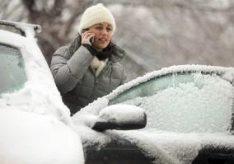 Как завести инжекторную машину в мороз?