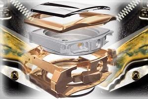 Как поменять батарейку в наручных часах