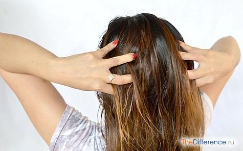 как наносить касторовое масло на волосы