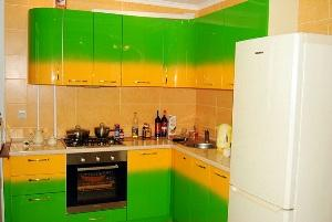 Как покрасить кухонный гарнитур