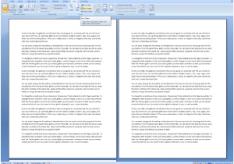 Как сравнить два документа Word?