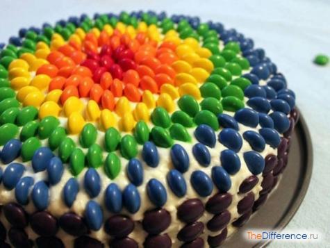 Как самим украсить торт для ребенка