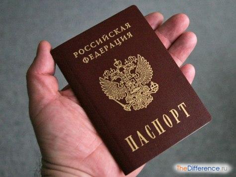 что нужно для получения паспорта