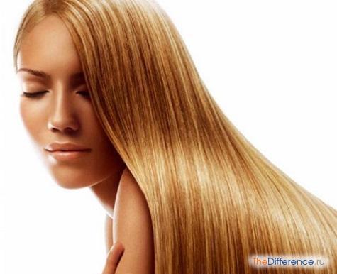 как делают ламинирование волос