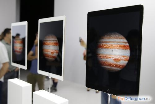 Чем отличается Apple iPad Air 2 от iPad Pro