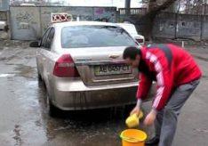 Как мыть машину на автомойке самообслуживания?