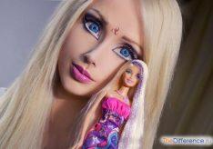 Как накрасить глаза, как у куклы?