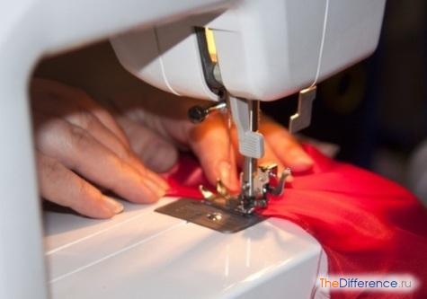 как научиться шить на швейной машине
