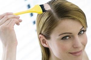 Как сделать краску для волос в домашних условиях