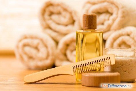 смыть тонику с волос в домашних условиях