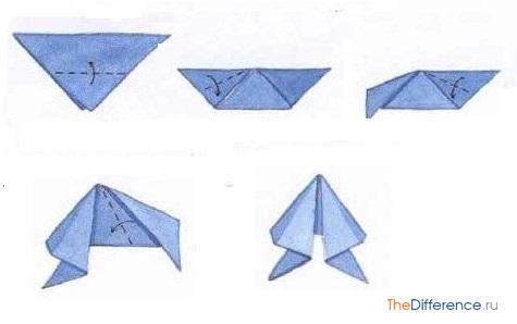 как украсить стол бумажными салфетками фото