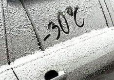 Как завести машину автомат в мороз?