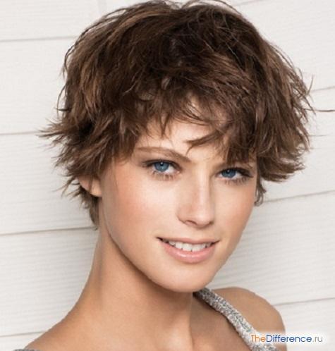 какую прическу можно сделать на короткие волосы