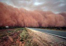 Разница между ураганом и бурей