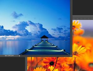 Как накладывать слои в фотошопе