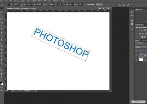 kak-naklonit-tekst-v-fotoshope-6