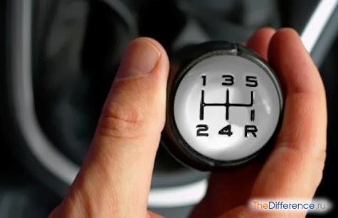 как правильно переключать скорости на машине