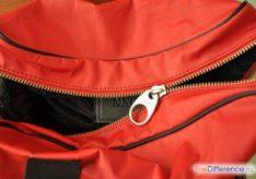 Как починить молнию на сумке?