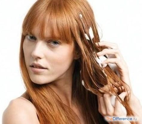 как пользоваться пенкой для волос