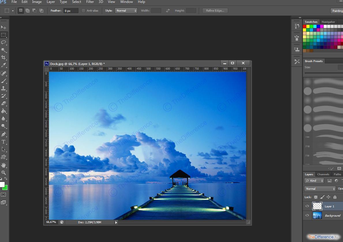 Как сделать копирайт на фото фото 824