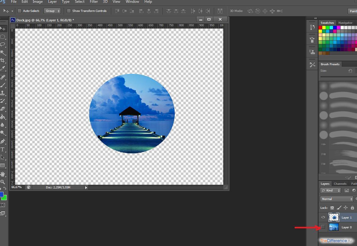 Как в фотошопе налаживать слои