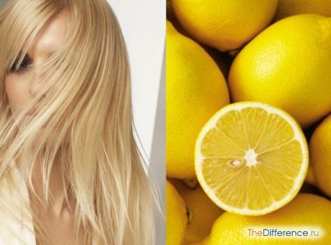 как сделать волосы светлее без краски