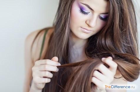 Чем убрать смолу с волос