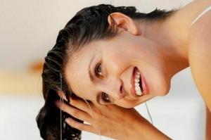 Как вывести хну с волос