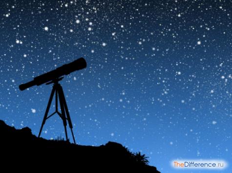 чем отличается астрология от астрономии