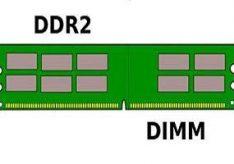 Разница между DDR2 и DIMM