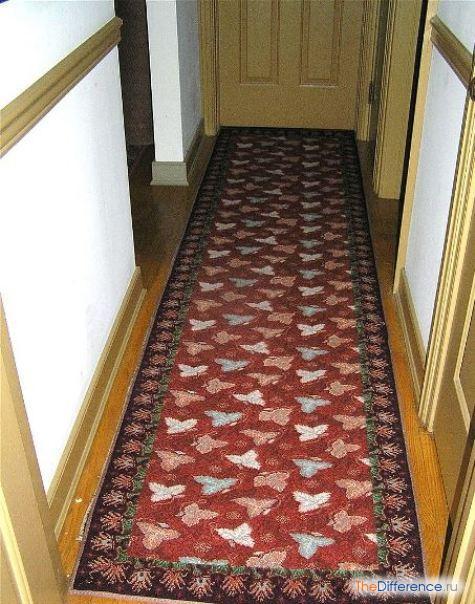 разница между ковром и паласом