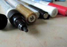 Разница между маркером и фломастером