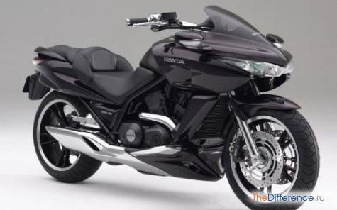 отличие мопеда от мотоцикла