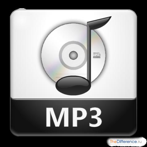чем отличается MP3 от MP4