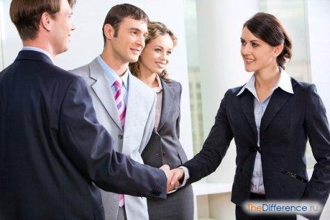 чем отличаются деловые и личные отношения