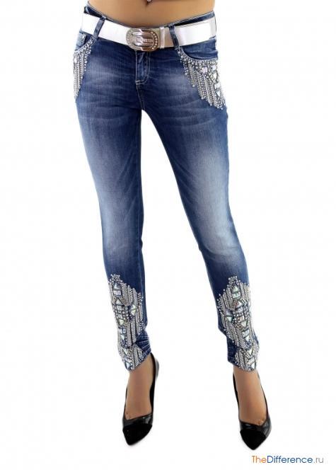 отличие мужских джинсов от женских