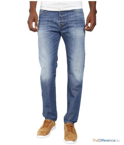 чем отличаются мужские и женские джинсы