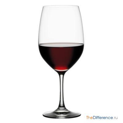 отличие белого вина от красного