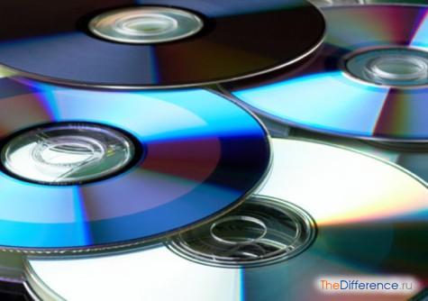 чем отличается Blu-ray от DVD