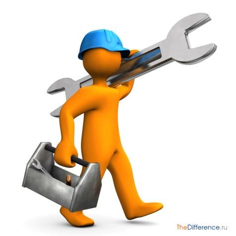 Отличия трудового договора и договора подряда