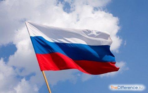 чем отличается флаг от знамени