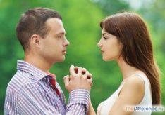 Разница между любовью и зависимостью