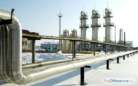 отличие сланцевого газа от природного