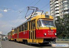 Разница между трамваем и троллейбусом