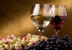 Разница между белым и красным вином