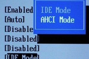 Чем отличается AHCI от IDE