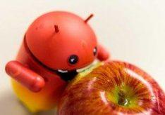 Разница между айфоном и андроидом