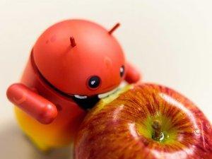 Чем отличается айфон от андроида