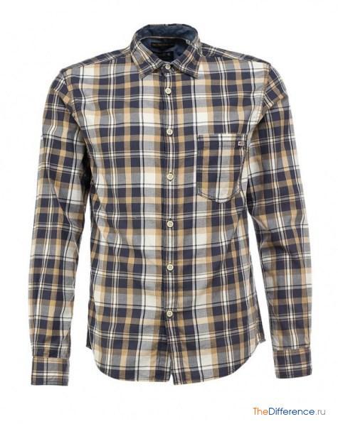 отличие блузки от рубашки