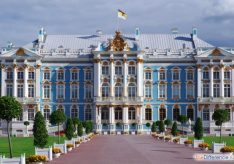 Разница между дворцом и замком